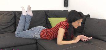 WhatsApp Sperma Lotto! Abgefickt und vollgeschlammt